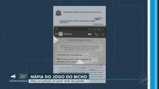 Policial civil é preso na 2ª fase de operação contra o jogo do bicho em Ituverava, SP