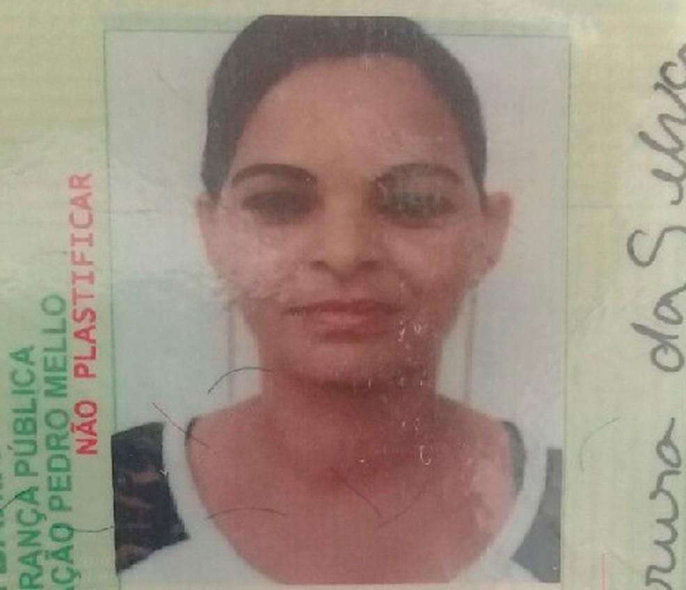 Mulher é assassinada a facadas por companheiro em Formosa do Rio Preto, na Bahia (Foto: Blog do Alô Alô Salomão)