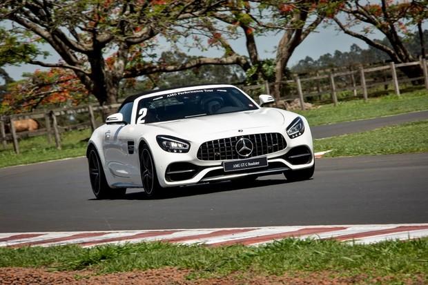 Mercedes AMG (Foto: Divulgação )
