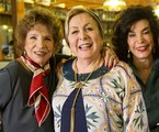 Daisy Lúcidi, Aracy Balabanian e Lady Francisco | Divulgação/TV Globo