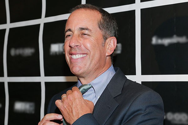 Jerry Seinfeld (Foto: Getty Images)
