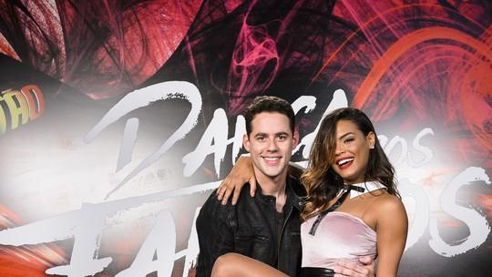 Thiago Pereira compara olimpíada com 'Dança dos Famosos 2017': 'É mais uma batalha'