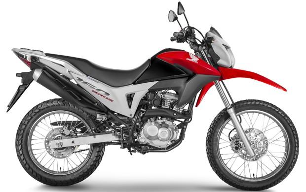 Honda NXR 160 Bros (Foto: Divulgação)