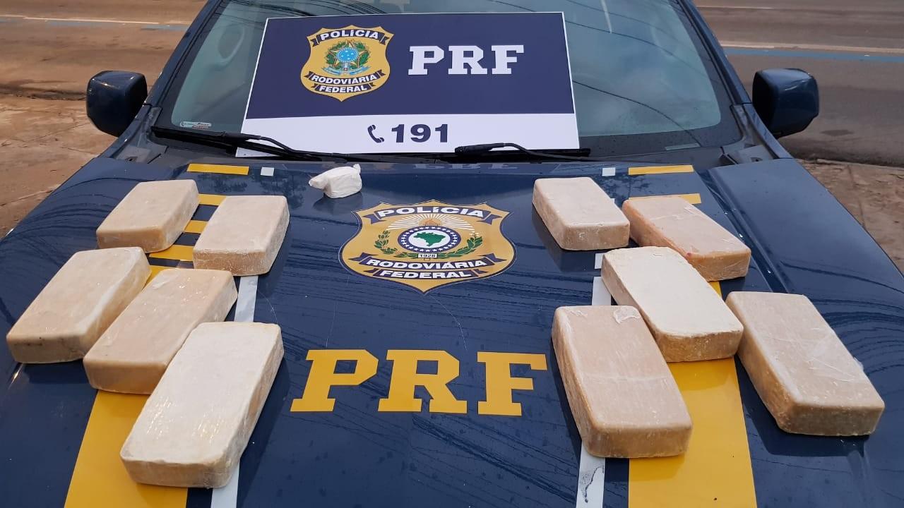 Homem é preso com 10 kg de substância semelhante a cocaína em Joaquim Gomes, AL - Noticias