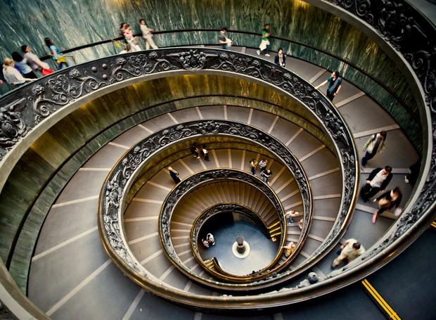 Museu do Vaticano (Foto: Reprodução/ Wikimedia Commons)