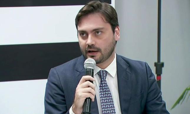 Filipe Sabará, candidato à prefeitura de São Paulo pelo Novo