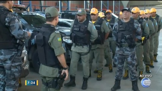 Policiais reforçam segurança no litoral do Piauí até o fim de julho
