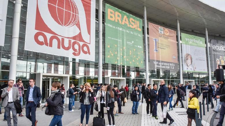 economia-brasil-anuga-alemanha (Foto: Divulgação/Anuga)