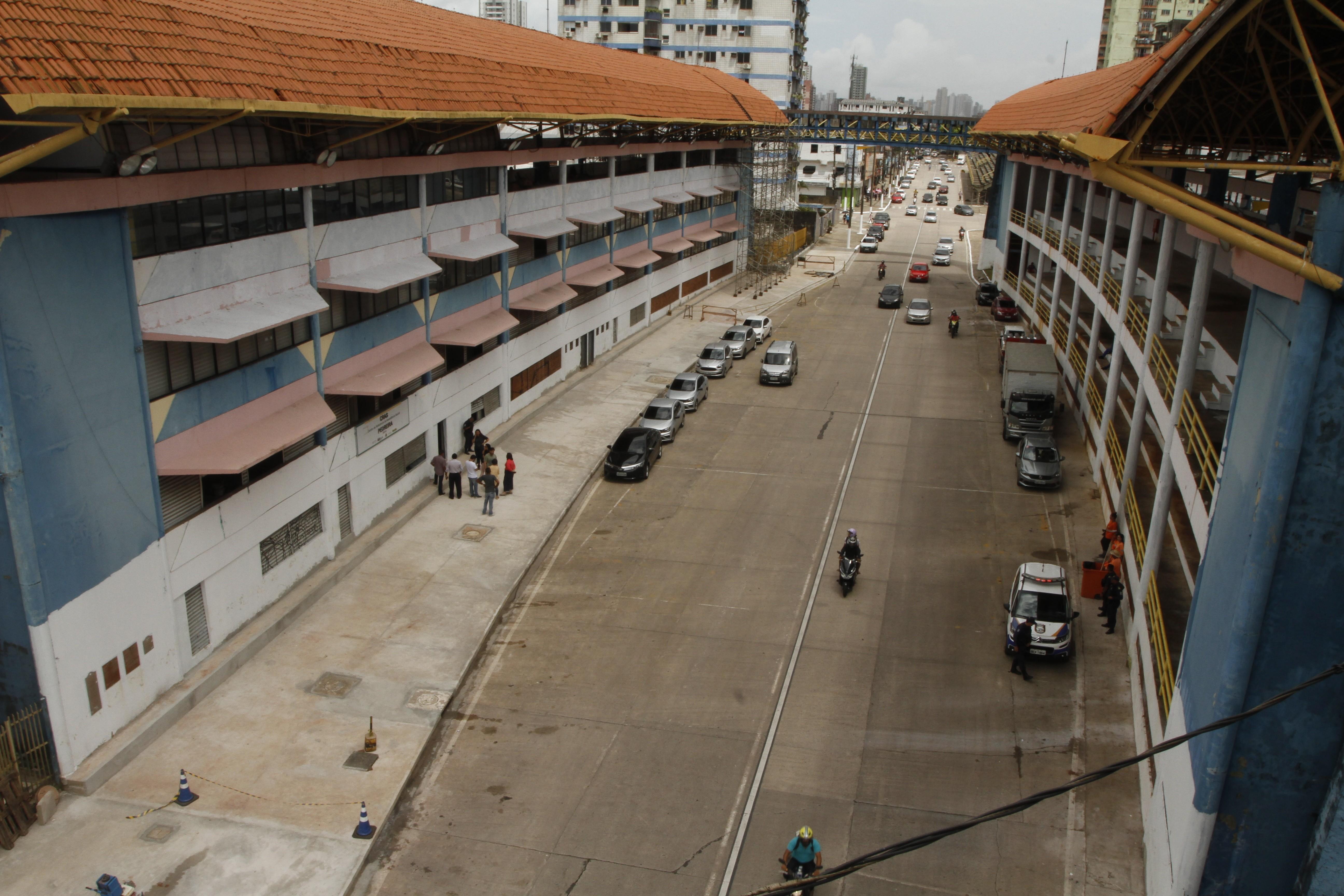 Trânsito na Aldeia Amazônica é interditado a partir desta segunda - Notícias - Plantão Diário