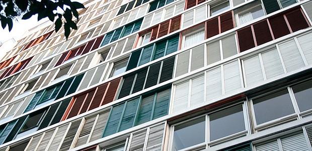 Edifício Lausanne (Foto: Flickr/Arte Fora do Museu)