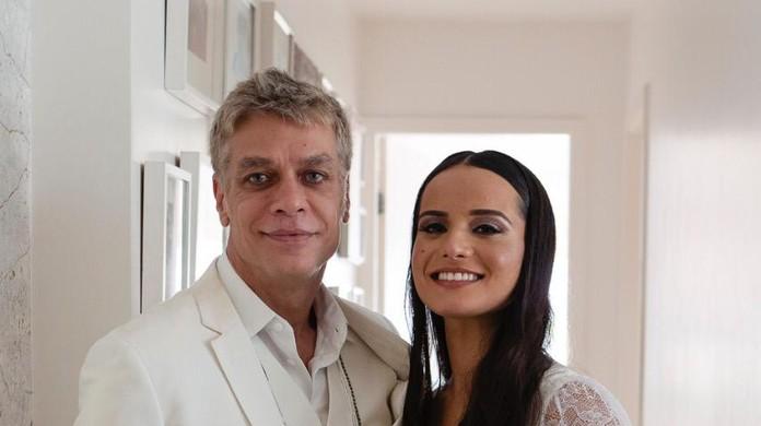 Fabio Assunção E Ana Verena Passam Lua De Mel Nas Maldivas Veja Mais Fotos Do Casamento Famosos Gshow