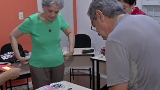 No Dia Mundial do Alzheimer, escola realiza curso de ginástica para o cérebro