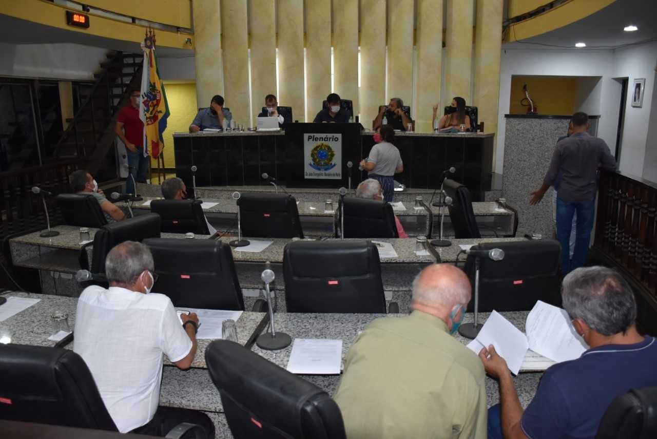 Câmara Municipal de Muriaé aprova orçamento anual de R$ 388 milhões para 2021