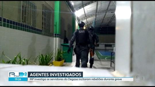 Agentes do Degase sofreram 39 casos de violência em menos de 2 anos