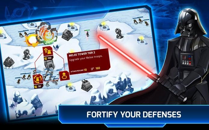 Game de Star Wars traz estratégia e ação ao lado de personagens clássicos da franquia (Foto: Divulgação)
