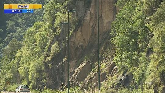 Obras na Serra do Rio do Rastro contarão com R$ 5 milhões em recursos, diz governo de SC
