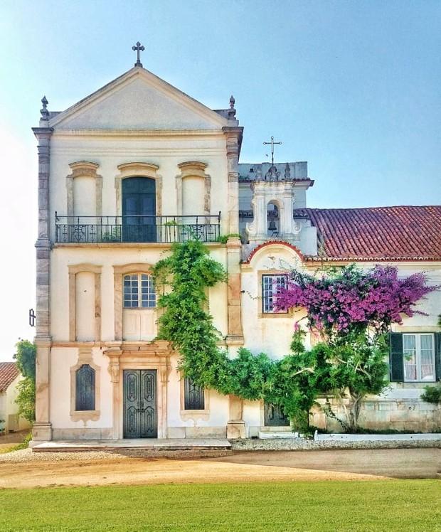 Capela da Quinta Dona Maria (Foto: Divulgação)