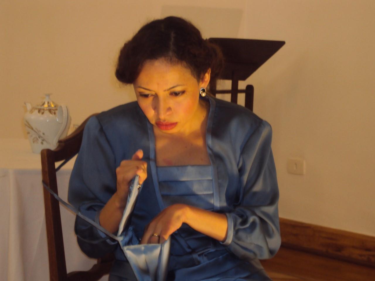 Espetáculo sobre Chiquinha Rodrigues está disponível online no canal do Museu Paulo Setúbal