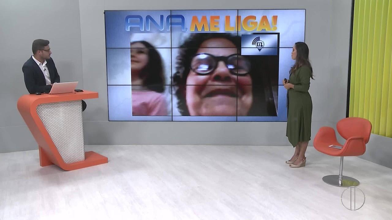 'Ana, me liga!': Ana Paula Mendes surpreende telespectadora com ligação ao vivo