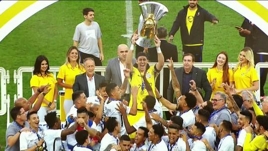 Série Clube dos 7 mostra a história do Corinthians na conquista do Brasileirão de 2017