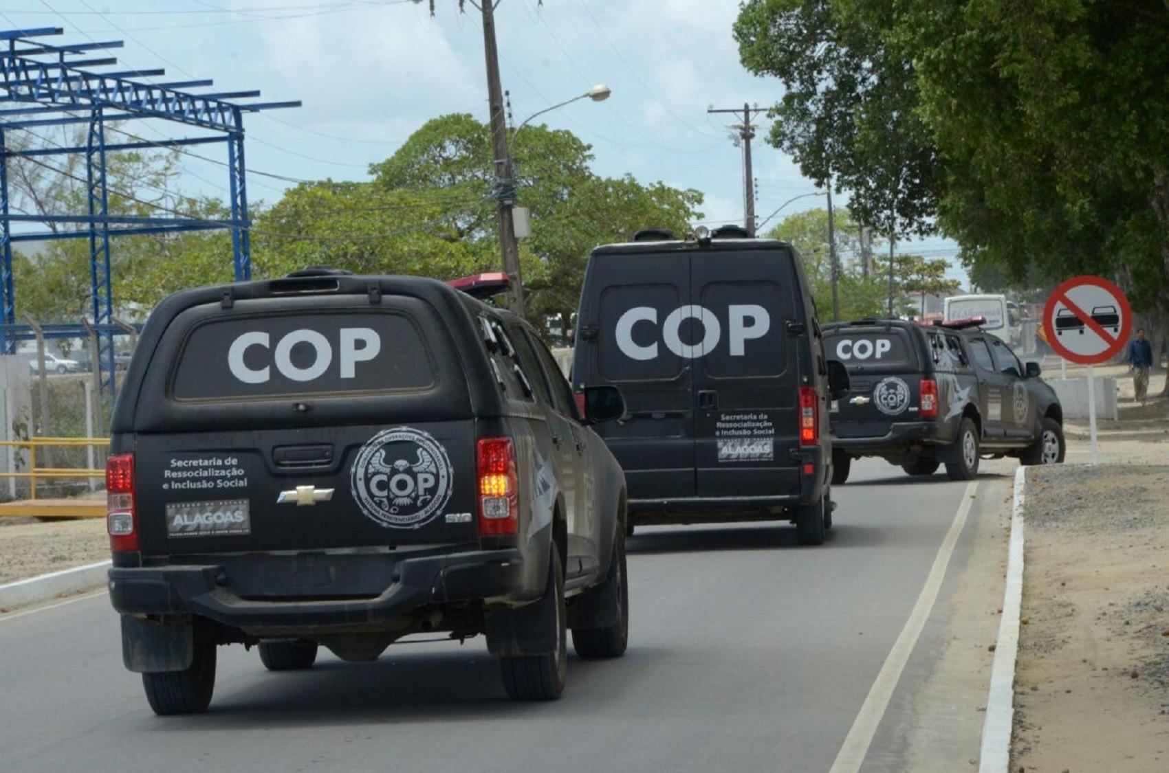 Foragido do sistema prisional de Alagoas é preso no Tabuleiro, em Maceió