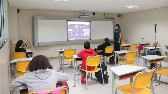 Foto: (Divulgação/Escola Crescimento)