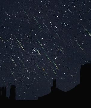 Céu do mês: janeiro terá observação de chuva de meteoros e galáxias vizinhas