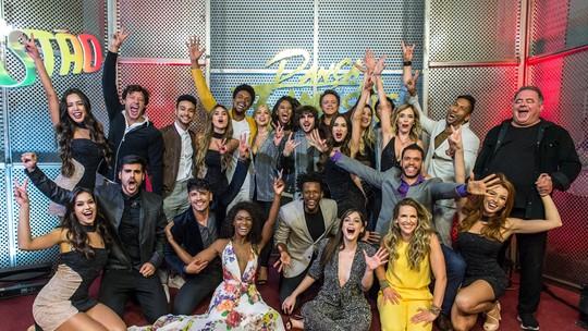 Web vibra com anúncio dos participantes do 'Dança dos Famosos'
