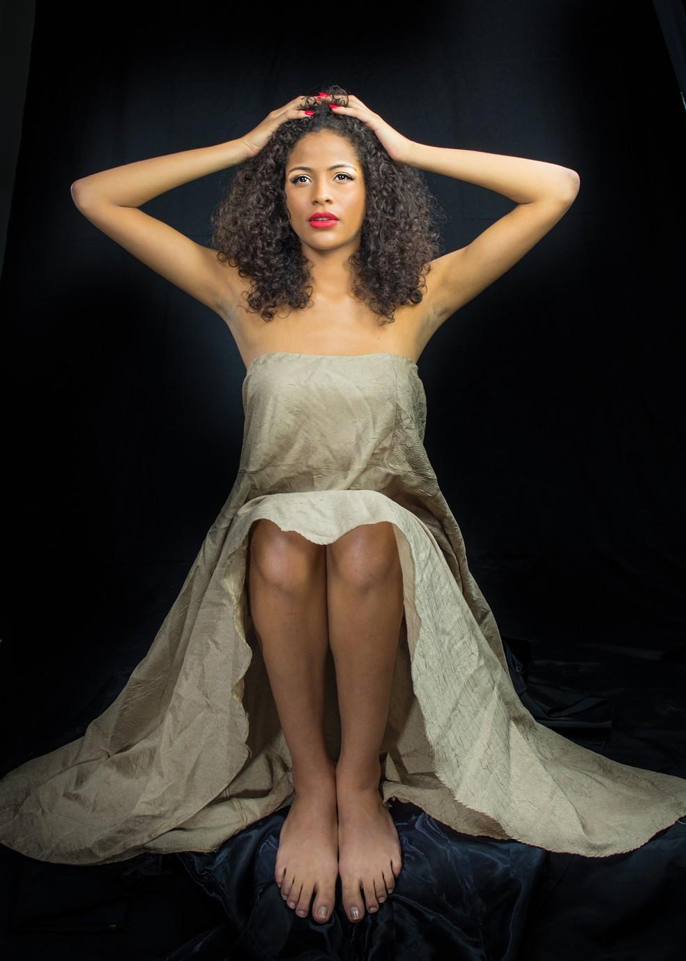 Exposição vai levar a beleza da mulher brasileira (Foto: Maristela Giassi)