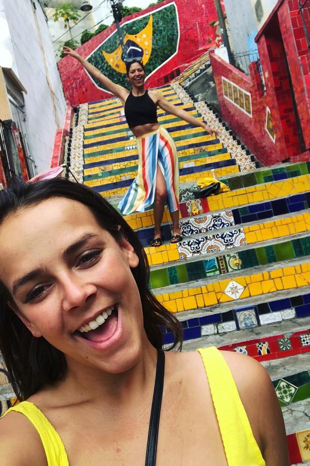 Pauline Ducruet (Foto: Divulgação e Getty Images)