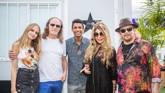 Alceu Valença, Elba Ramalho e Geraldo Azevedo falam sobre show no Rock in Rio