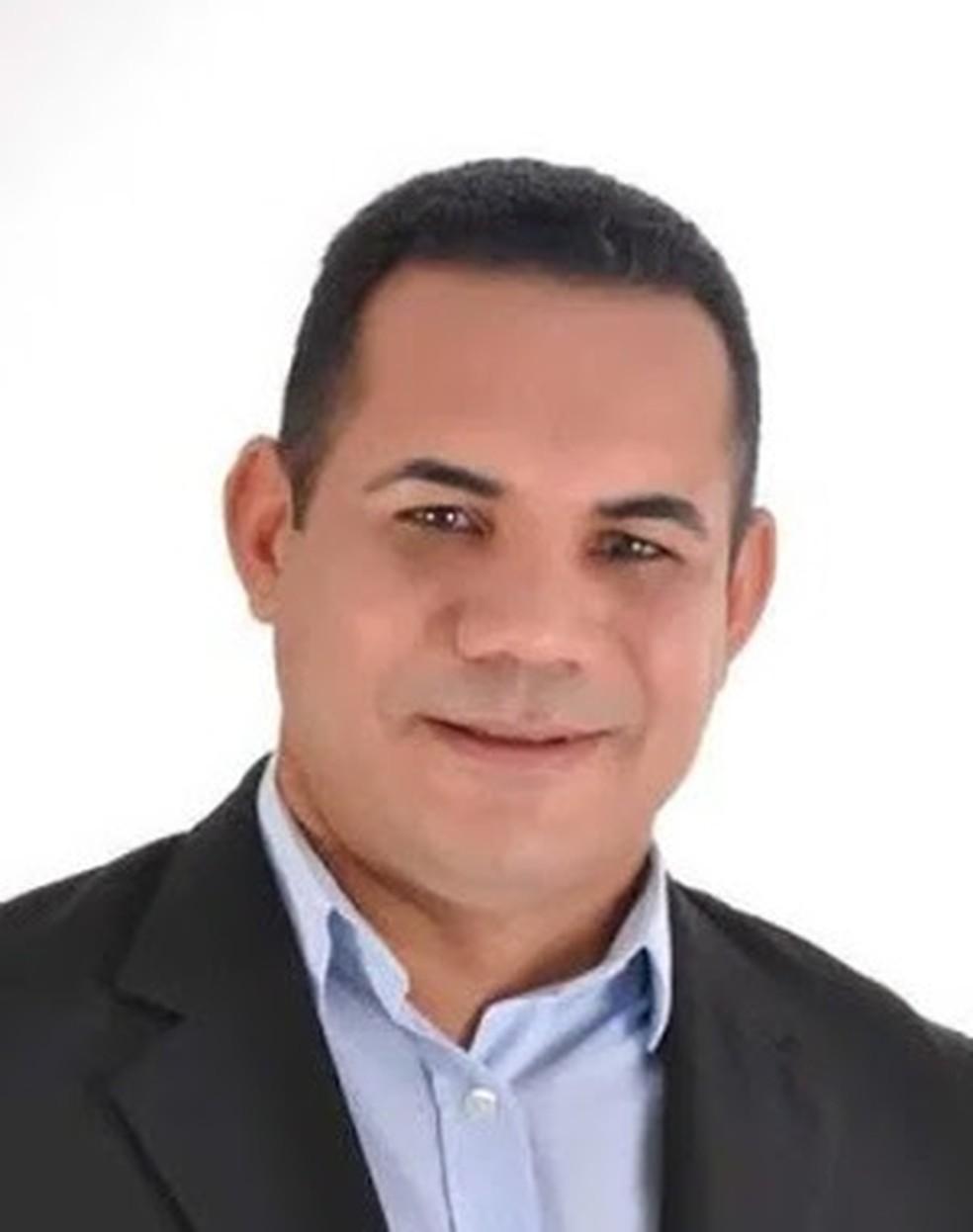 Alberto Rocha (PDT) era prefeito de Santa Quitéria do Maranhão. — Foto: Divulgação/Famem