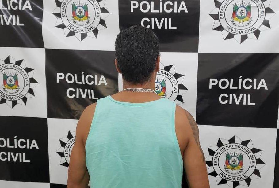 Homem que confessou ter ateado fogo na casa de ex é preso em Alvorada - Noticias