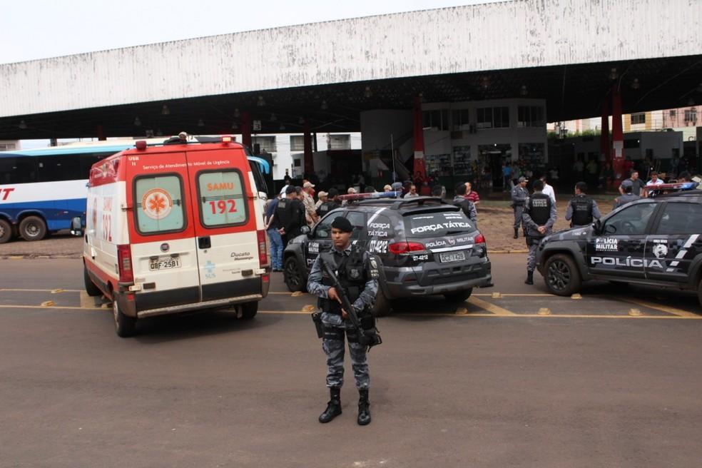 Policial foi diagnosticado recentemente com LLA e precisa de doação de sangue — Foto: Polícia Militar/Divulgação