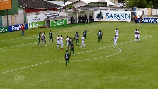 Veranópolis x Avenida - Campeonato Gaúcho 2019 - globoesporte.com