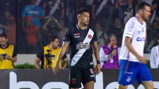 """Jorginho elogia disciplina tática do Vasco e defende Ríos: """"Não deu cotovelada"""""""