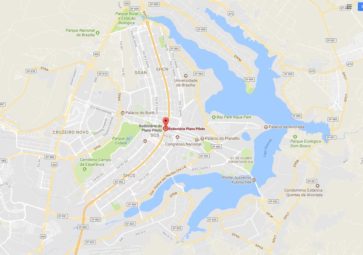 'Particularidade' de endereços no DF faz Inep alterar local de provas de 58 mil inscritos no Encceja