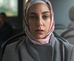 Öykü Karayel como a Meryem de '8 em Istambul', da Netflix | Divulgação