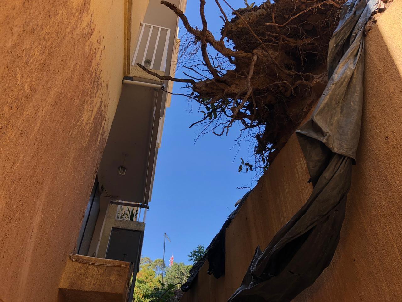 Justiça determina que construtora e Prefeitura de Caieiras reparem barranco que atingiu prédio