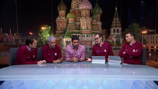 Seleção SporTV elege Modric como melhor jogador da Copa do Mundo
