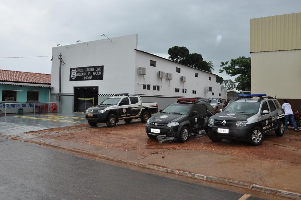 Homicida fugitivo de Minas Gerais é preso em flagrante por documento falso em MT