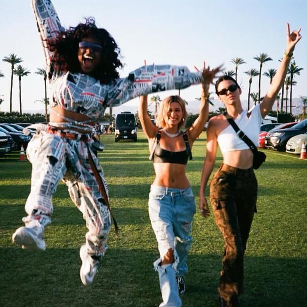 Coachella (Foto: Reprodução / Instagram)