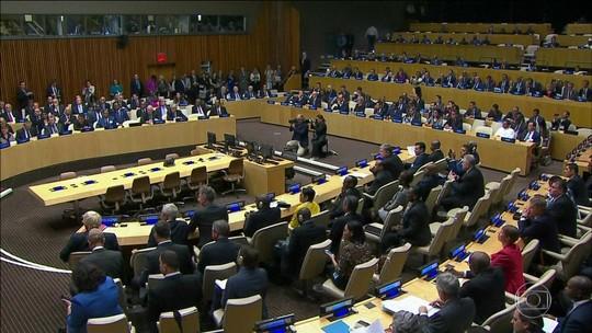 Ameaça norte-coreana deve dominar debates na Assembleia-Geral da ONU