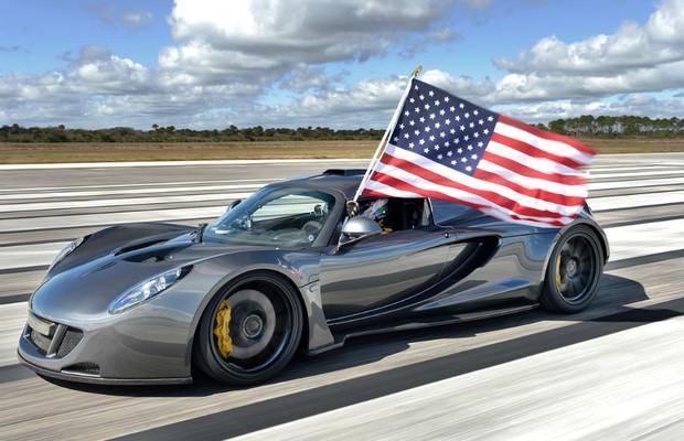 O carro mais Rápido do Mundo