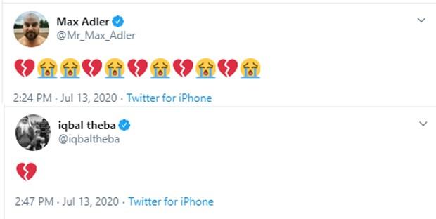 Elenco de Glee lamenta morte de Naya Rivera (Foto: Reprodução/Twitter)