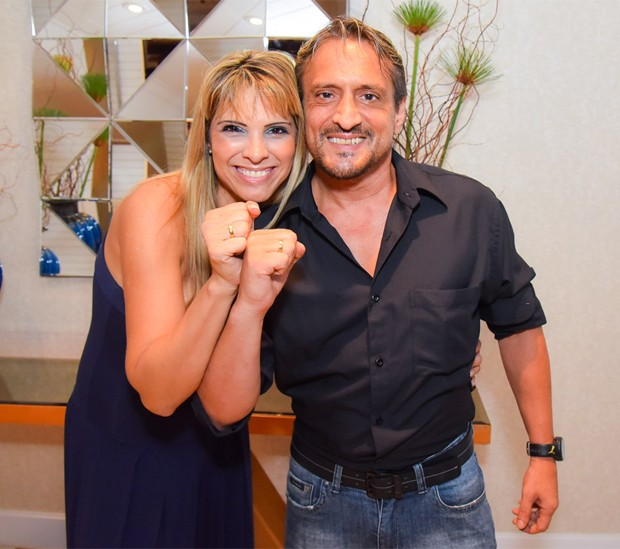 Marcelo de Nóbrega e Lytha Gomes (Foto: Caio Duran / CDC Shows e Eventos)