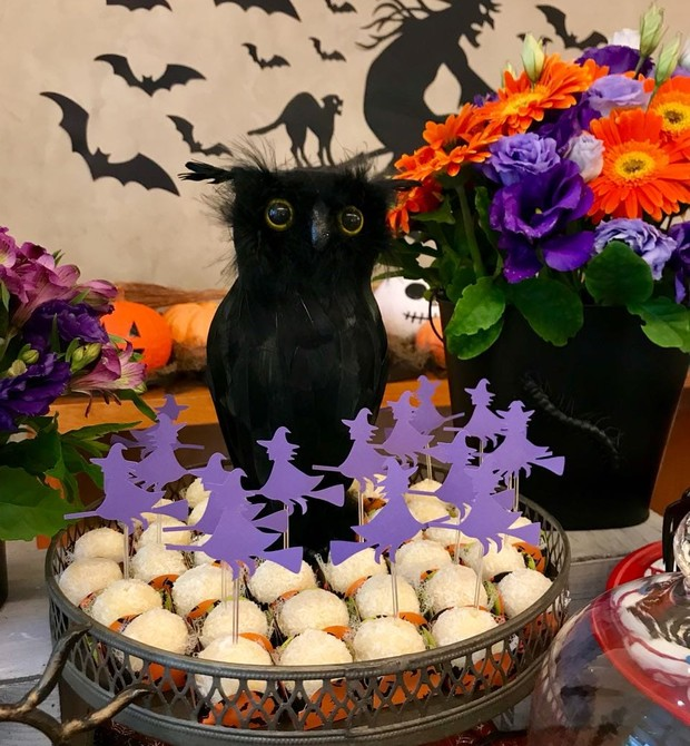 Festa Halloween (Foto: Two Sisters Festas)