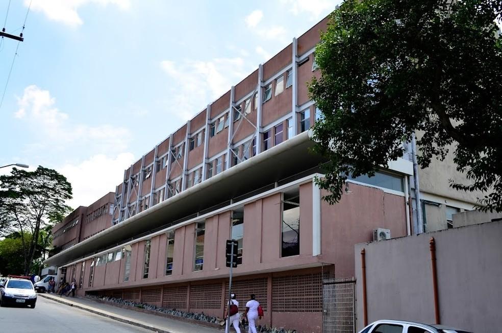 O hospital municipal Tide Setúbal, em São Miguel Paulista, Zona Leste de São Paulo.  — Foto: Divulgação/Prefeitura