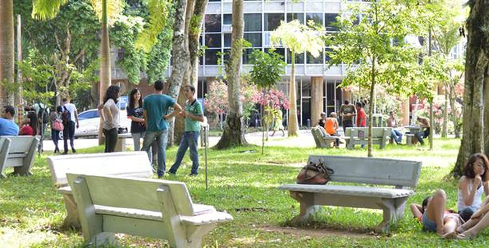 Universidade Estadual de Santa Cruz (UESC) (Foto: Divulgação/UESC)