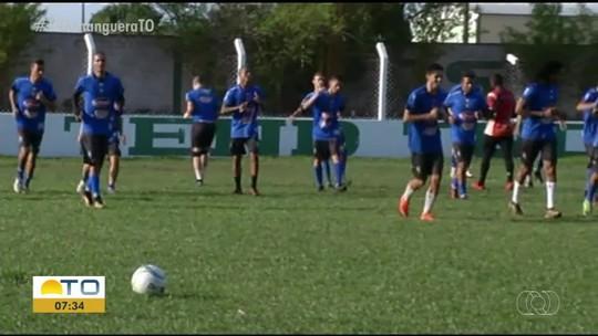 Alvorada treina para estreia na Segundona e aguarda liberação dos jogadores no BID